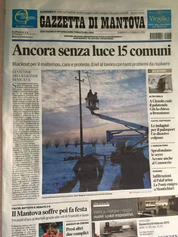 gazzetta mantova 8 febbraio 2015 4