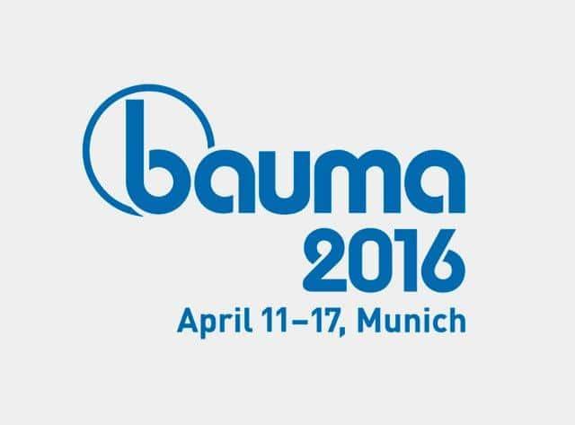 Foto Bauma 2016