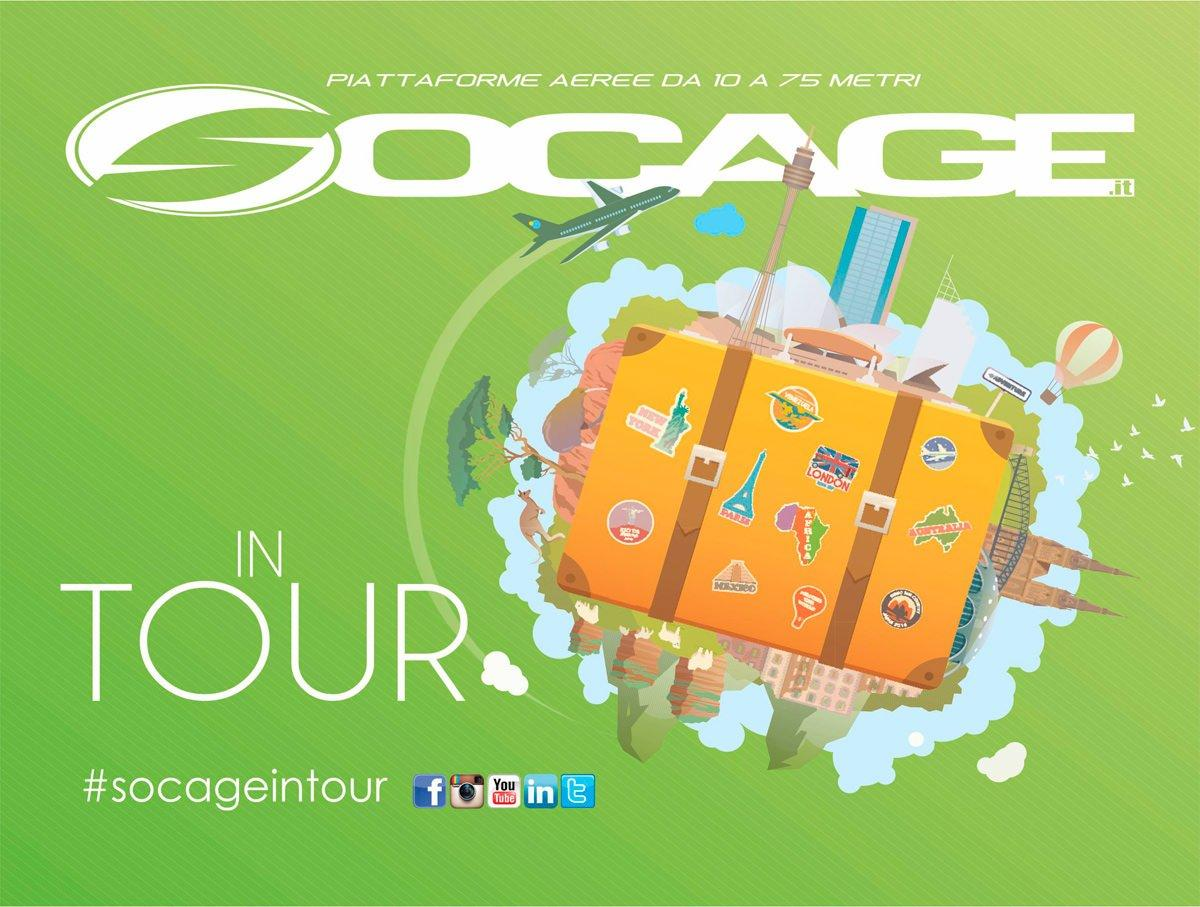 SOCAGE IN TOUR 2017 HOME