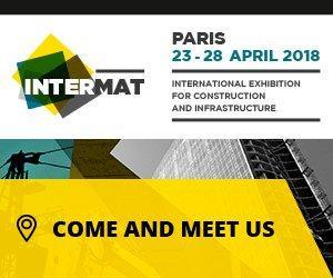 Socage parteciperà all'Intermat 2018