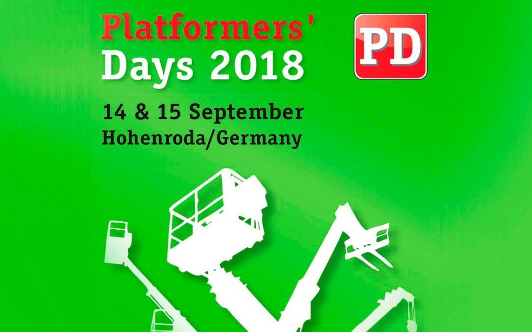 Socage al Platformers' Days
