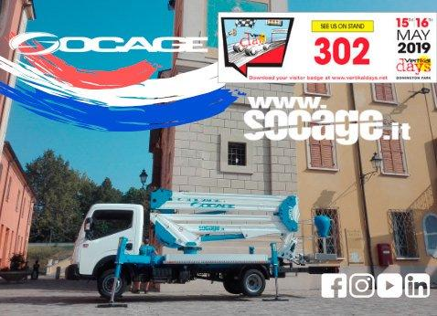 Socage partecipa ai Vertikal Days 2019