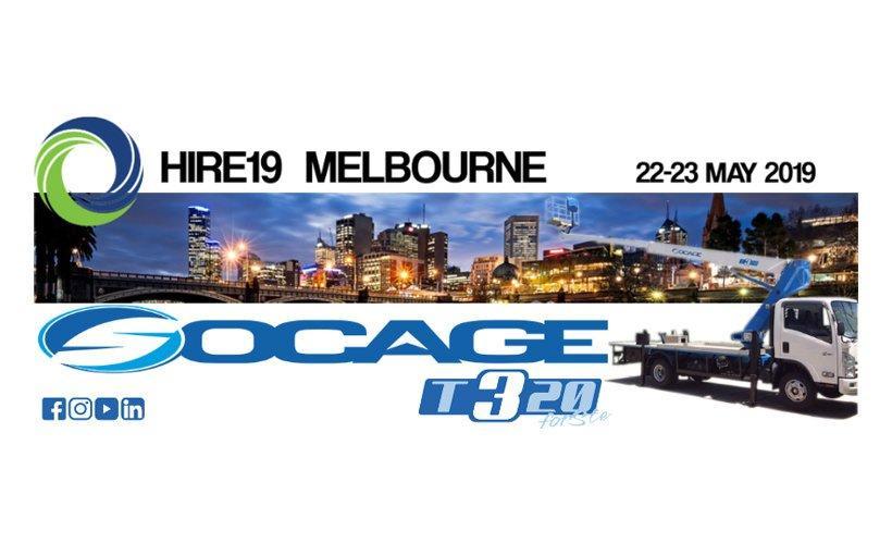 Socage partecipa a Hire 2019