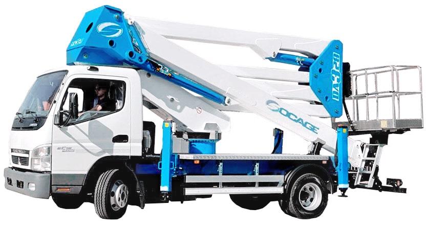 camion con cestello DA328 red 02 1